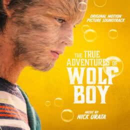 Обложка к диску с музыкой из фильма «Реальная история мальчика-волчонка»