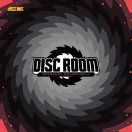 Обложка к диску с музыкой из игры «Disc Room»