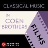 Маленькая обложка диска c музыкой из сборника «Classical Music in Coen Brothers Films»