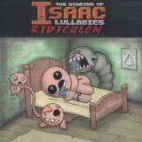 Маленькая обложка диска c музыкой из игры «The Binding of Isaac: Lullabies»
