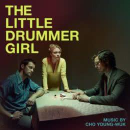 Обложка к диску с музыкой из сериала «Маленькая барабанщица (1 сезон)»