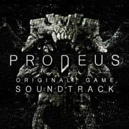 Обложка к диску с музыкой из игры «Prodeus»