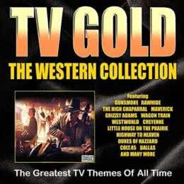 Обложка к диску с музыкой из сборника «TV Gold - Western Collection»