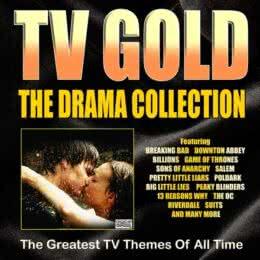 Обложка к диску с музыкой из сборника «TV Gold - Drama Collection»