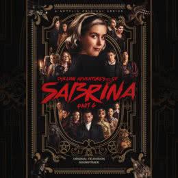 Обложка к диску с музыкой из сериала «Леденящие душу приключения Сабрины (4 часть)»