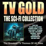 Маленькая обложка диска c музыкой из сборника «TV Gold - Sci-Fi Collection»