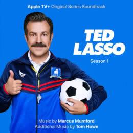 Обложка к диску с музыкой из сериала «Тед Лассо (1 сезон)»