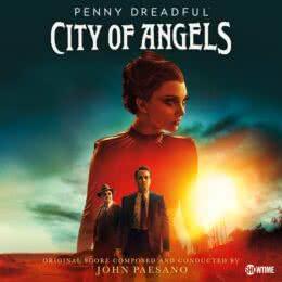 Обложка к диску с музыкой из сериала «Страшные сказки: Город ангелов (1 сезон)»