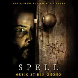 Обложка к диску с музыкой из фильма «Заклинание»