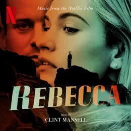 Обложка к диску с музыкой из фильма «Ребекка»
