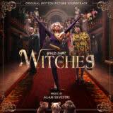Маленькая обложка к диску с музыкой из фильма «Ведьмы»
