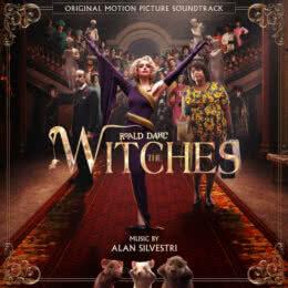 Обложка к диску с музыкой из фильма «Ведьмы»