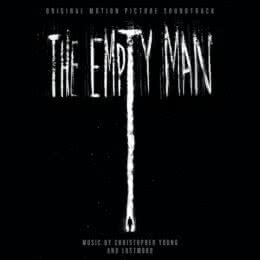 Обложка к диску с музыкой из фильма «Пустой человек»