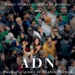 Обложка к диску с музыкой из фильма «ДНК»