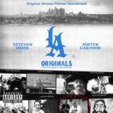 Маленькая обложка к диску с музыкой из фильма «Прямиком из Лос-Анджелеса»