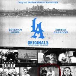 Обложка к диску с музыкой из фильма «Прямиком из Лос-Анджелеса»