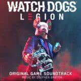 Маленькая обложка диска c музыкой из игры «Watch Dogs: Legion»