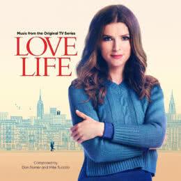 Обложка к диску с музыкой из сериала «Личная жизнь (1 сезон)»