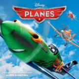 Маленькая обложка диска c музыкой из мультфильма «Самолеты»