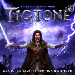 Обложка к диску с музыкой из сериала «Тигтон (2 сезон)»