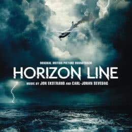 Обложка к диску с музыкой из фильма «Линия горизонта»