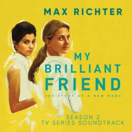 Обложка к диску с музыкой из сериала «Моя гениальная подруга (2 сезон)»