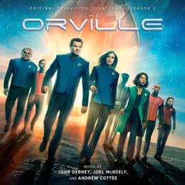 Обложка к диску с музыкой из сериала «Орвилл (2 сезон)»