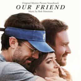 Обложка к диску с музыкой из фильма «Друзья навсегда»