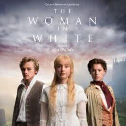 Обложка к диску с музыкой из сериала «Женщина в белом (1 сезон)»