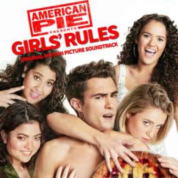 Обложка к диску с музыкой из фильма «Американский пирог представляет: Правила для девочек»