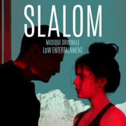 Обложка к диску с музыкой из фильма «Слалом»