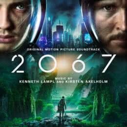 Обложка к диску с музыкой из фильма «2067: Петля времени»