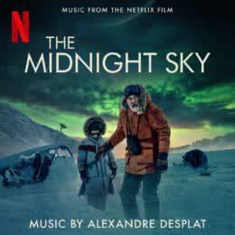 Обложка к диску с музыкой из фильма «Полночное небо»