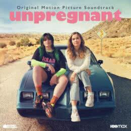 Обложка к диску с музыкой из фильма «Небеременная»