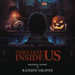 Обложка к диску с музыкой из фильма «Они живут внутри нас»