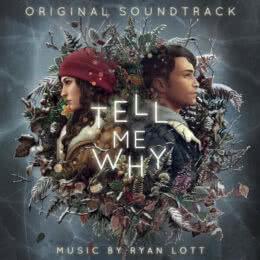 Обложка к диску с музыкой из игры «Tell Me Why»