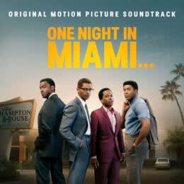 Обложка к диску с музыкой из фильма «Одна ночь в Майами»