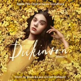 Обложка к диску с музыкой из сериала «Дикинсон (2 сезон)»