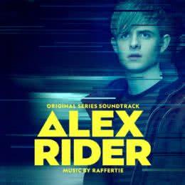 Обложка к диску с музыкой из сериала «Алекс Райдер (1 сезон)»