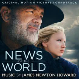 Обложка к диску с музыкой из фильма «Новости со всех концов света»