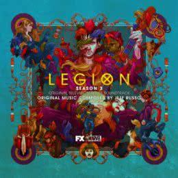 Обложка к диску с музыкой из сериала «Легион (3 сезон)»