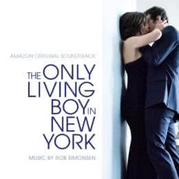Обложка к диску с музыкой из фильма «Единственный живой парень в Нью-Йорке»