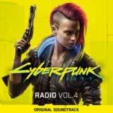 Маленькая обложка диска c музыкой из игры «Cyberpunk 2077 (Radio Volume 4)»