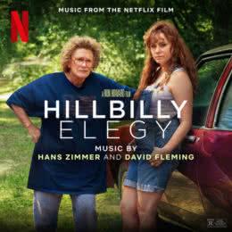 Обложка к диску с музыкой из фильма «Элегия Хиллбилли»