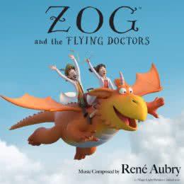 Обложка к диску с музыкой из мультфильма «Зог и перелетные врачи»