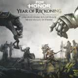 Маленькая обложка диска c музыкой из игры «For Honor: Year of Reckoning»