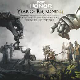 Обложка к диску с музыкой из игры «For Honor: Year of Reckoning»