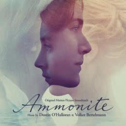 Обложка к диску с музыкой из фильма «Аммонит»