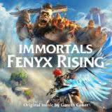 Маленькая обложка диска c музыкой из игры «Immortals Fenyx Rising»