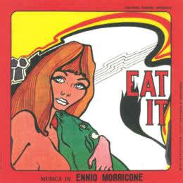 Обложка к диску с музыкой из фильма «Съешь это»